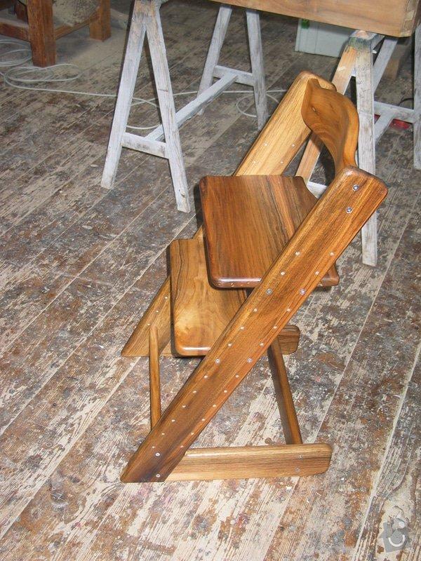 Dětská stavitelná židle: 101_0117