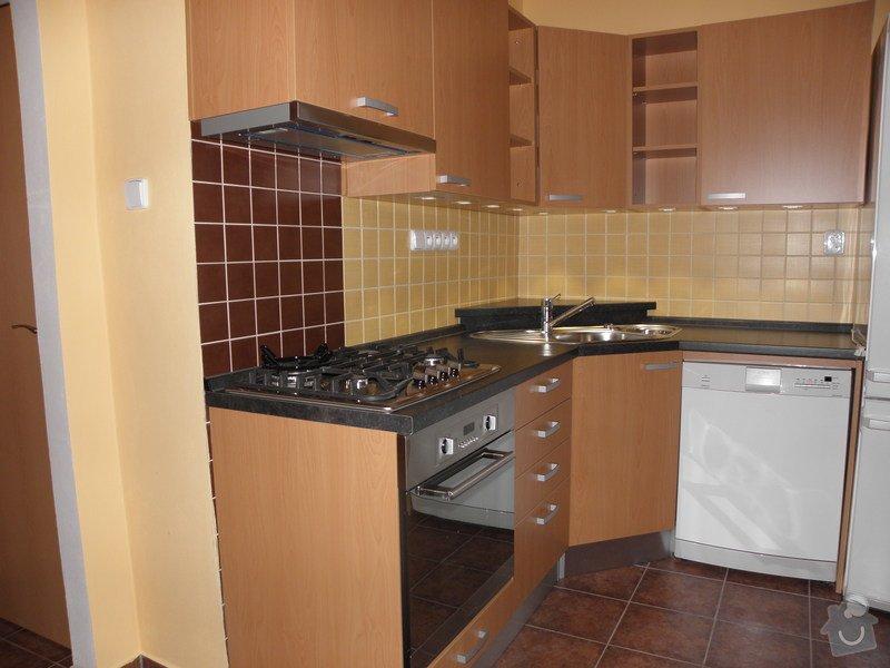 Rekonstrukce koupelny a výroba kuchyně: P6046758