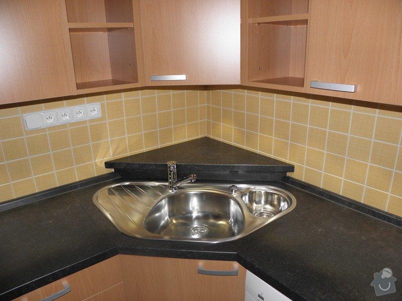 Rekonstrukce koupelny a výroba kuchyně: P6046759
