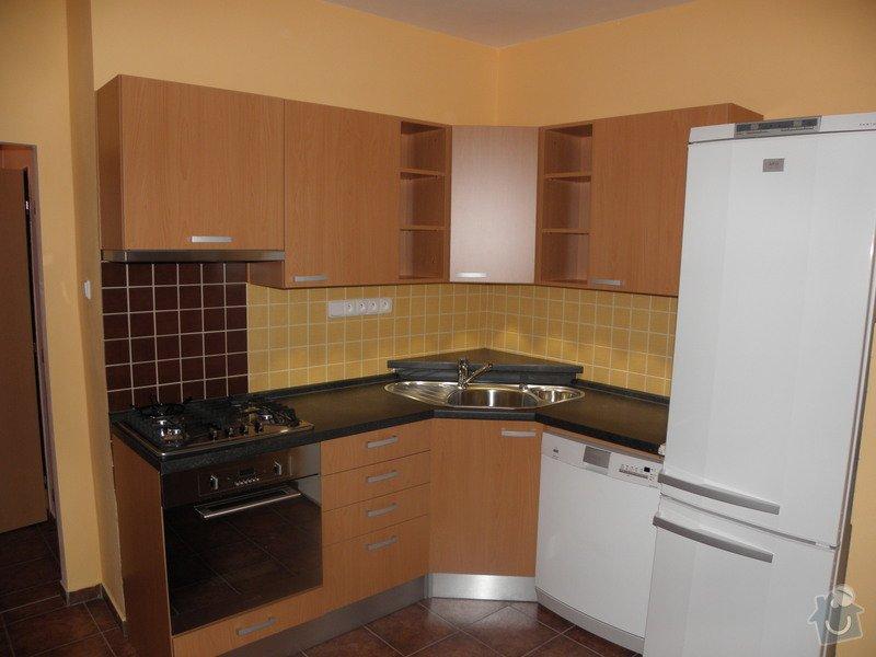 Rekonstrukce koupelny a výroba kuchyně: P6046762