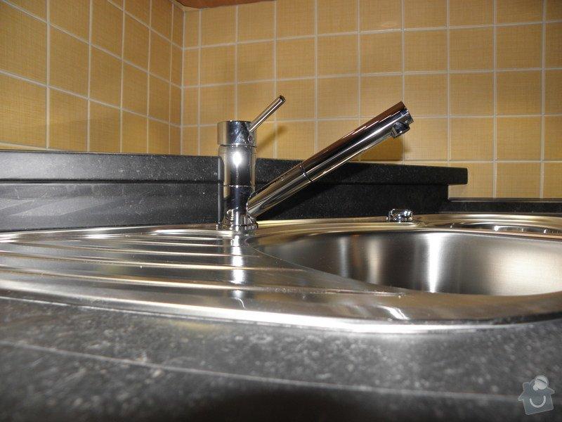 Rekonstrukce koupelny a výroba kuchyně: P6046767