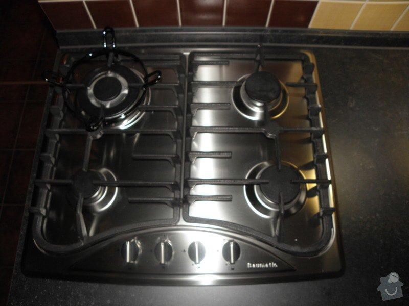 Rekonstrukce koupelny a výroba kuchyně: P6046770