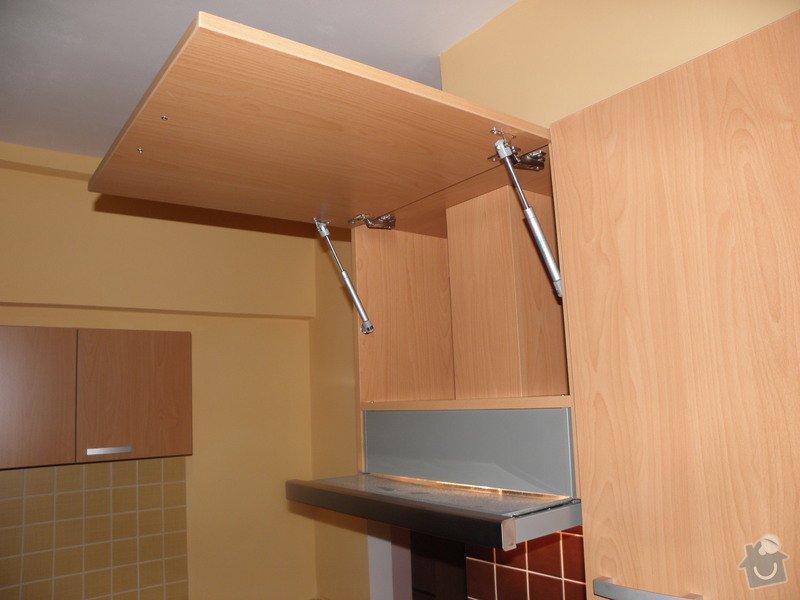 Rekonstrukce koupelny a výroba kuchyně: P6046772