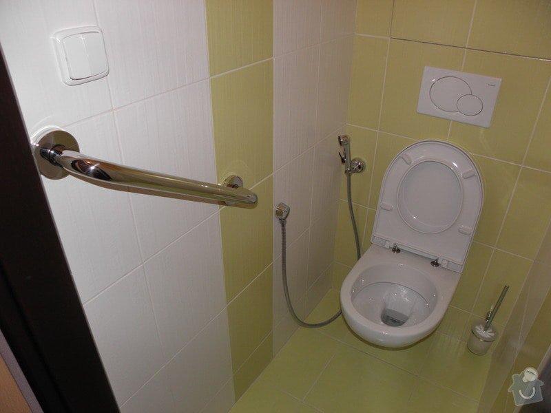 Rekonstrukce koupelny a výroba kuchyně: P6046780