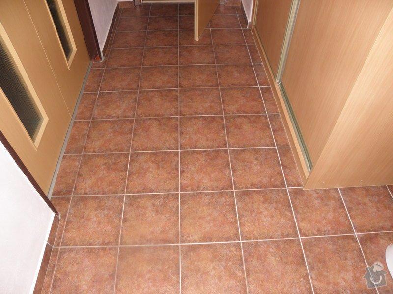 Rekonstrukce koupelny a výroba kuchyně: P6046787