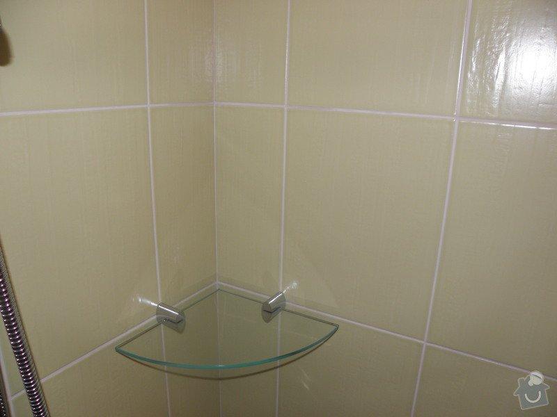 Rekonstrukce koupelny a výroba kuchyně: P6046802