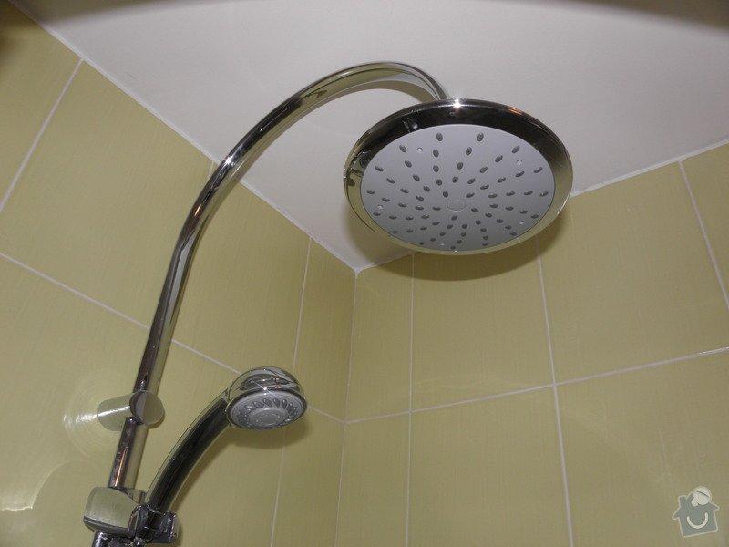 Rekonstrukce koupelny a výroba kuchyně: P6046803