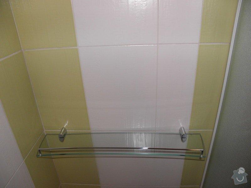 Rekonstrukce koupelny a výroba kuchyně: P6046804