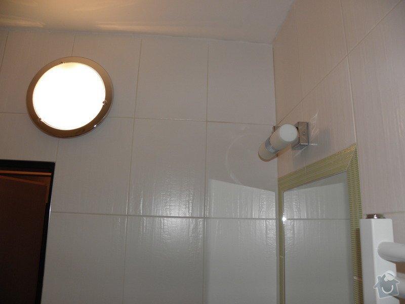 Rekonstrukce koupelny a výroba kuchyně: P6046807