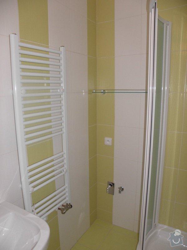 Rekonstrukce koupelny a výroba kuchyně: P6046792