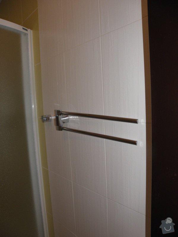 Rekonstrukce koupelny a výroba kuchyně: P6046793