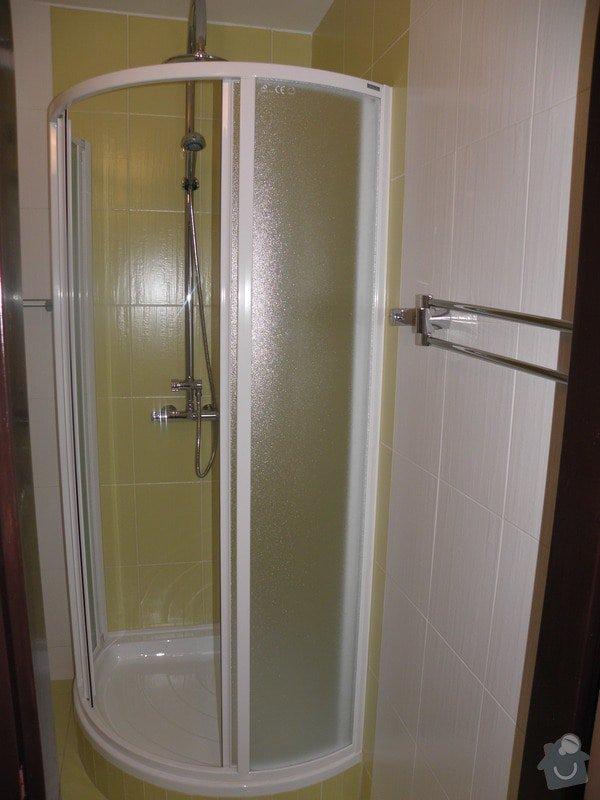 Rekonstrukce koupelny a výroba kuchyně: P6046794