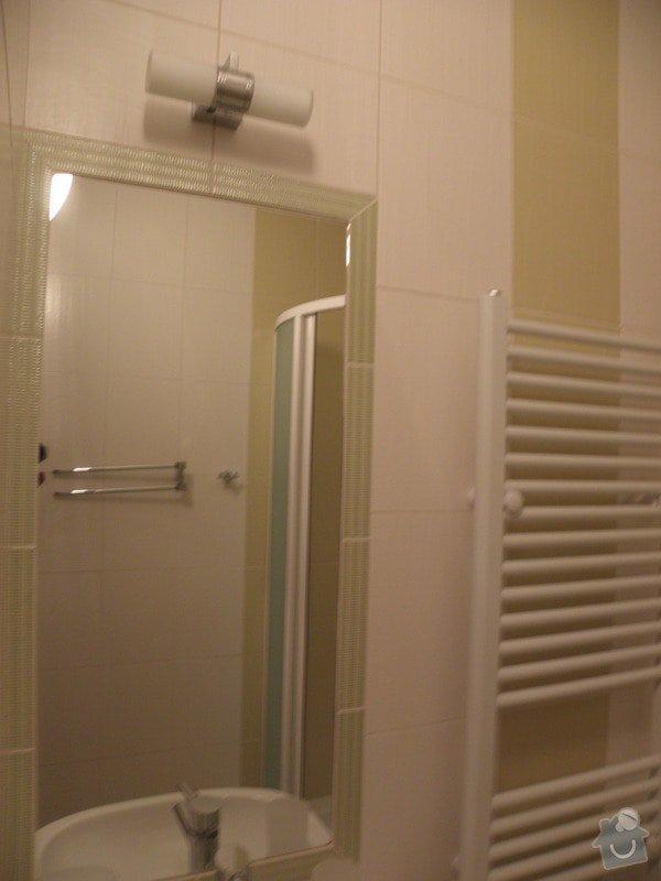 Rekonstrukce koupelny a výroba kuchyně: P6046797