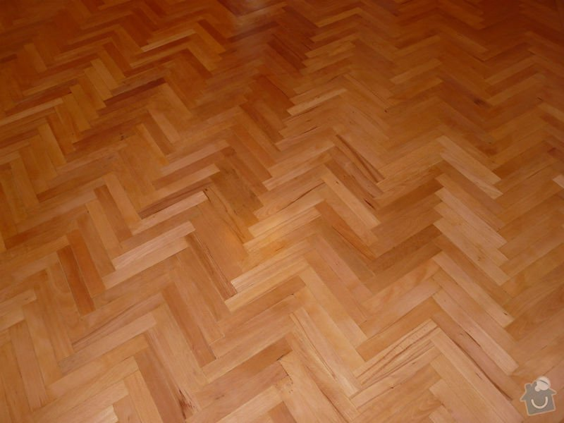 Vyrovnani podlahy (parkety) a polozeni plovouci podlahy: po2
