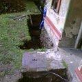 Izolace podurovni terenu domu v cetne zbourani stareho odpadu foto 0028