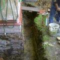 Izolace podurovni terenu domu v cetne zbourani stareho odpadu foto 0062