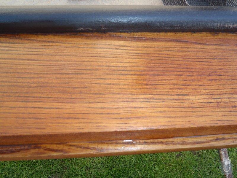 Renovace vstupních dveří.: P6120259