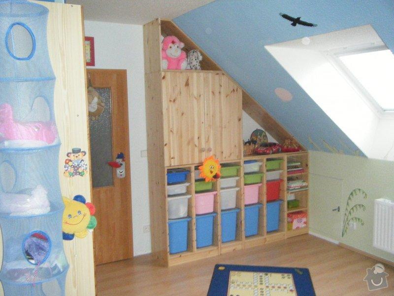 Výroba nábytku do dětského pokoje: pok_062