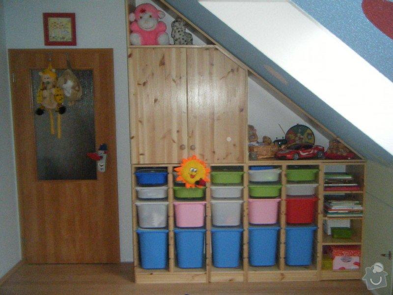 Výroba nábytku do dětského pokoje: pok_063