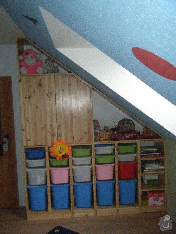 Výroba nábytku do dětského pokoje: pok_064