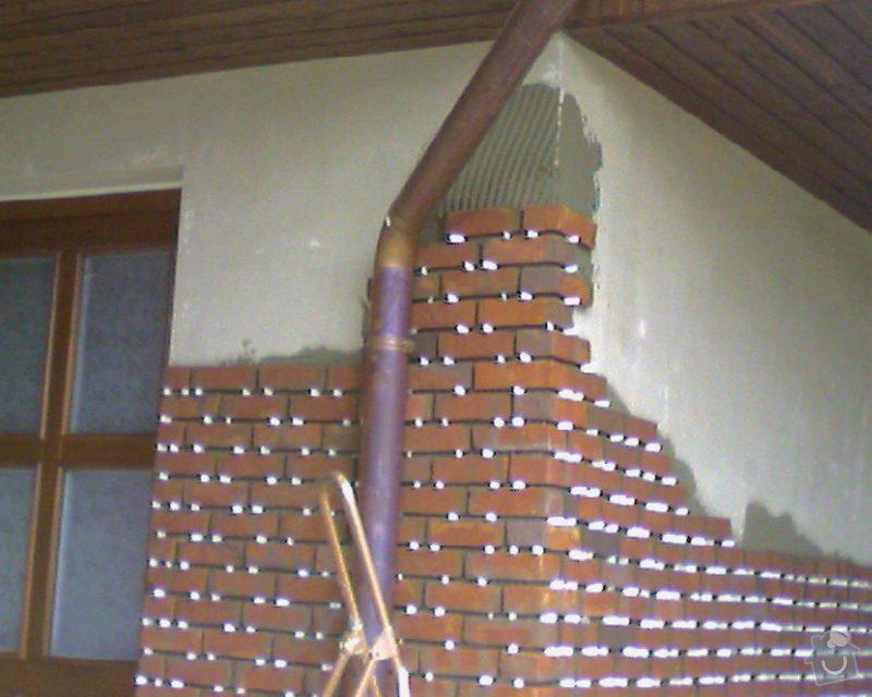 Cihlové obkladové pásky, lícové cihly, dlažby, klinkery: Foto-0076