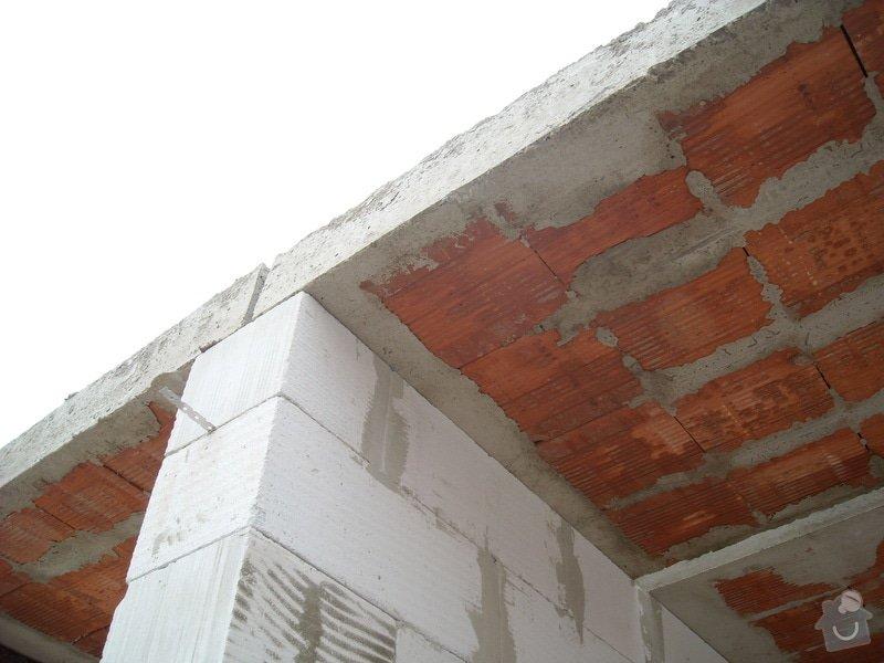 Výroba stropních panelů + montáž: sn_mek_045