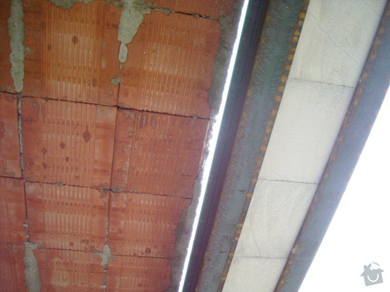 Výroba stropních panelů + montáž: sn_mek_062