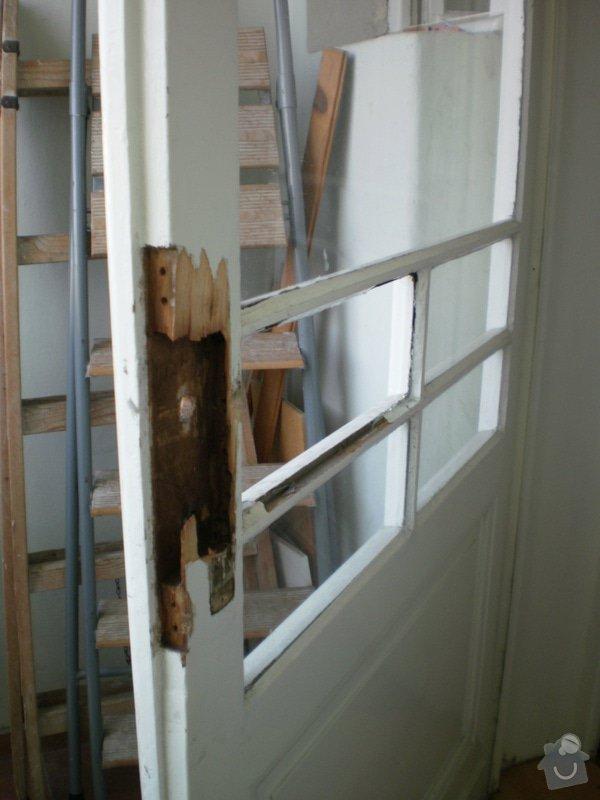 Oprava a renovace dveří: 041