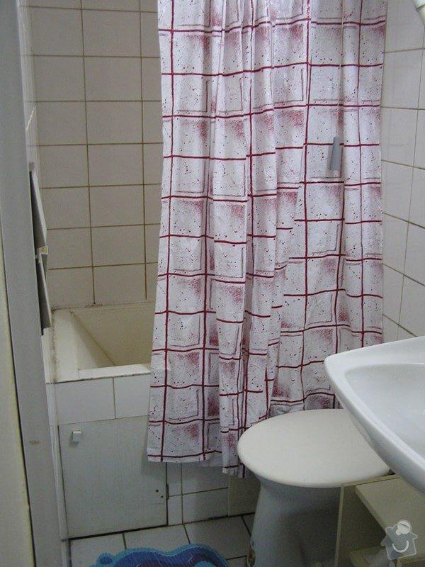 Výměnu vaničky ve sprch. koutě za dlažbu/kachlíky: SZ_3_