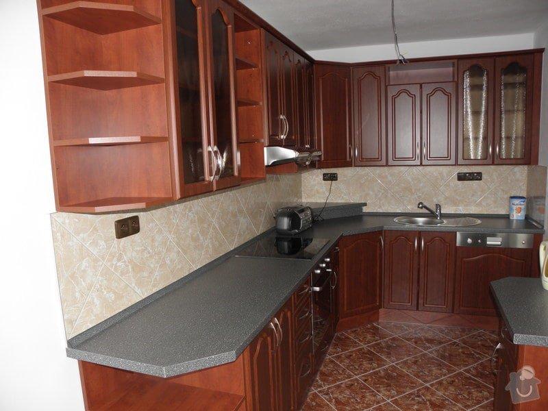 Rekonstrukce celého bytu,koupelny a výroba kuchyně: P6147143