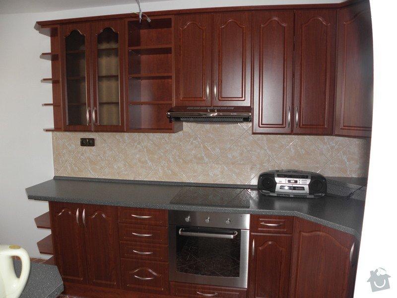 Rekonstrukce celého bytu,koupelny a výroba kuchyně: P6147147