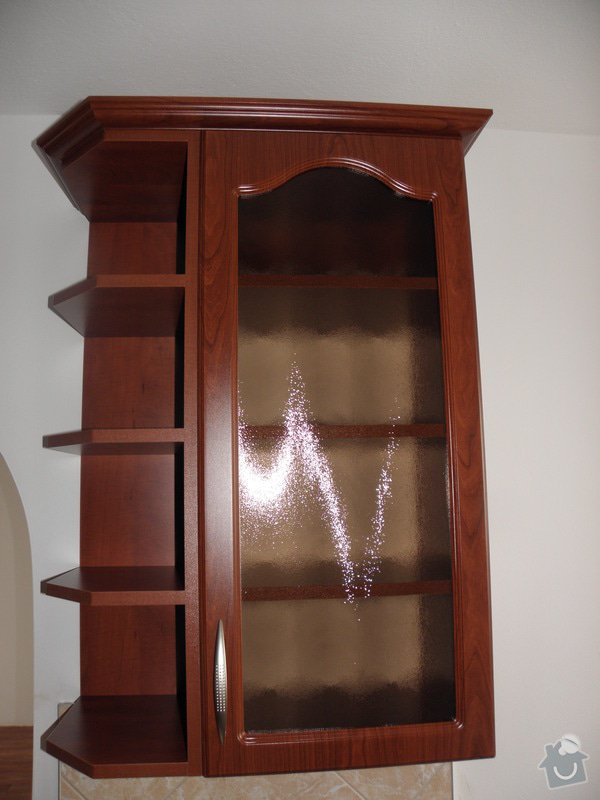 Rekonstrukce celého bytu,koupelny a výroba kuchyně: P6147150