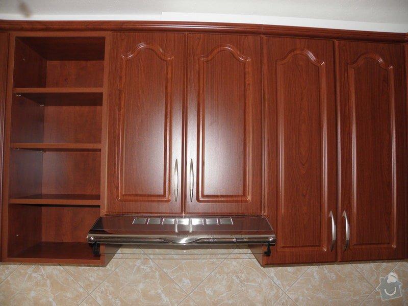 Rekonstrukce celého bytu,koupelny a výroba kuchyně: P6147164