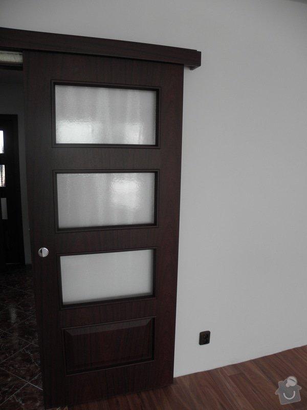Rekonstrukce celého bytu,koupelny a výroba kuchyně: P6147167