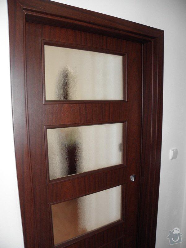 Rekonstrukce celého bytu,koupelny a výroba kuchyně: P6147169