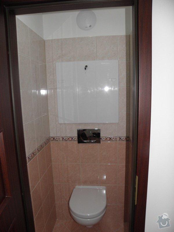 Rekonstrukce celého bytu,koupelny a výroba kuchyně: P6147181