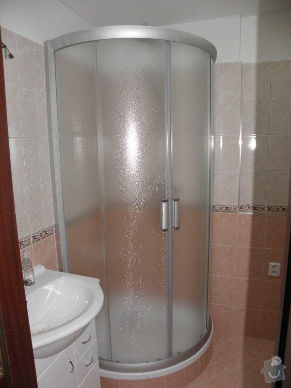 Rekonstrukce celého bytu,koupelny a výroba kuchyně: P6147184