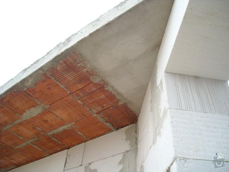 Výroba stropních panelů + montáž: sn_mek_112