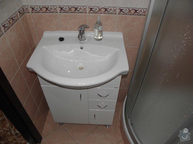 Rekonstrukce celého bytu,koupelny a výroba kuchyně: P6147187