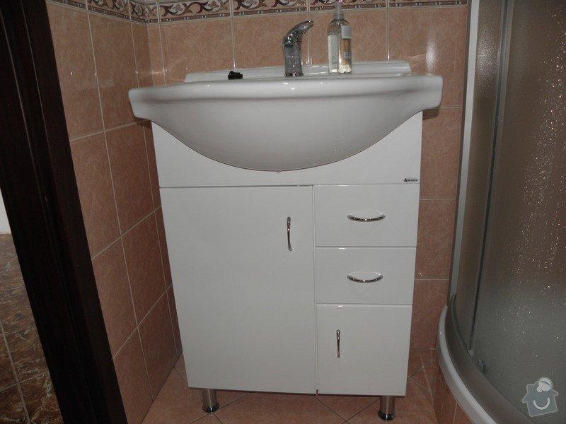 Rekonstrukce celého bytu,koupelny a výroba kuchyně: P6147189