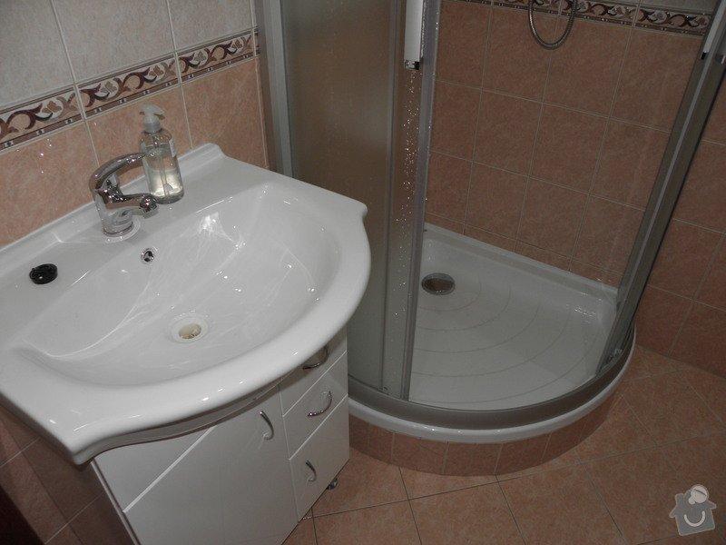 Rekonstrukce celého bytu,koupelny a výroba kuchyně: P6147191