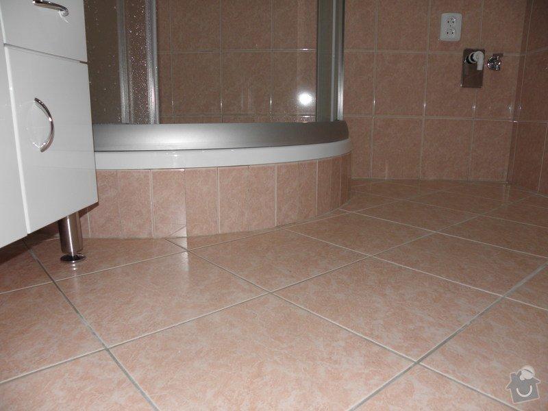 Rekonstrukce celého bytu,koupelny a výroba kuchyně: P6147192