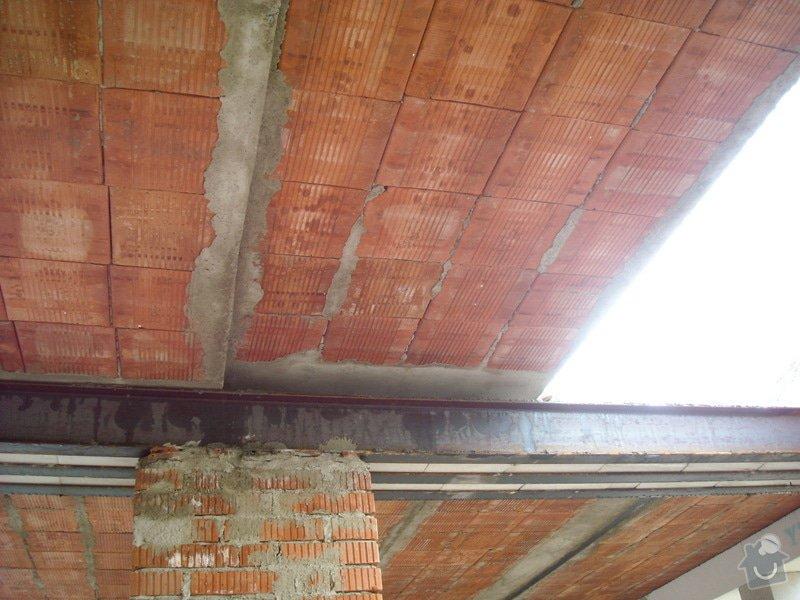Výroba stropních panelů + montáž: sn_mek_137