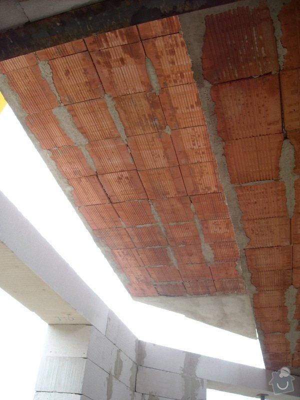 Výroba stropních panelů + montáž: sn_mek_142