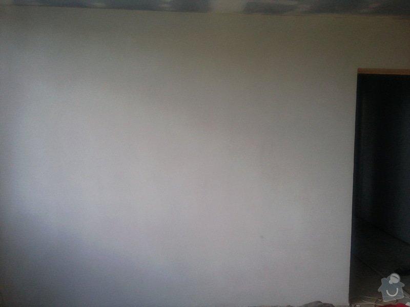 Renovace popraskaných omítek,štukování: Fotografie060