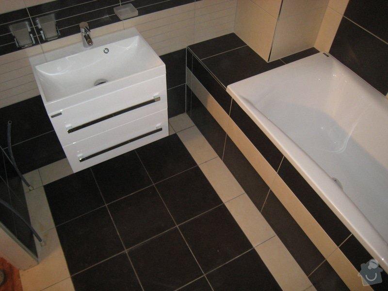 Rekonstrukce koupelny a WC: IMG_2498