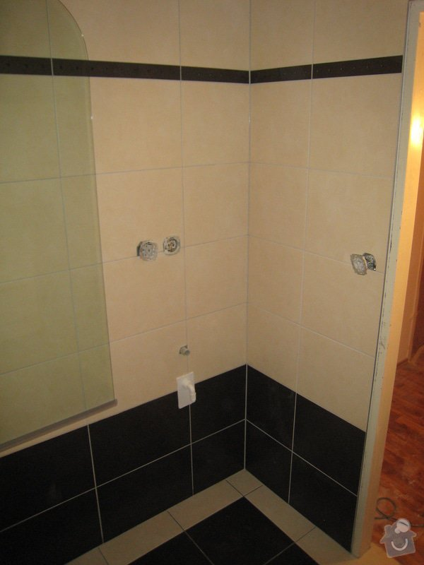 Rekonstrukce koupelny a WC: IMG_2499