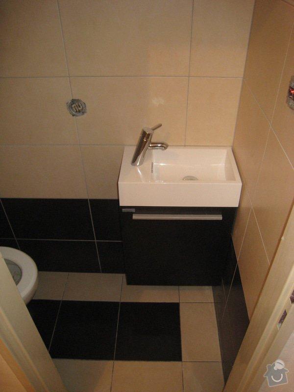 Rekonstrukce koupelny a WC: IMG_2500