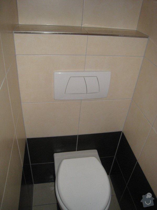 Rekonstrukce koupelny a WC: IMG_2501