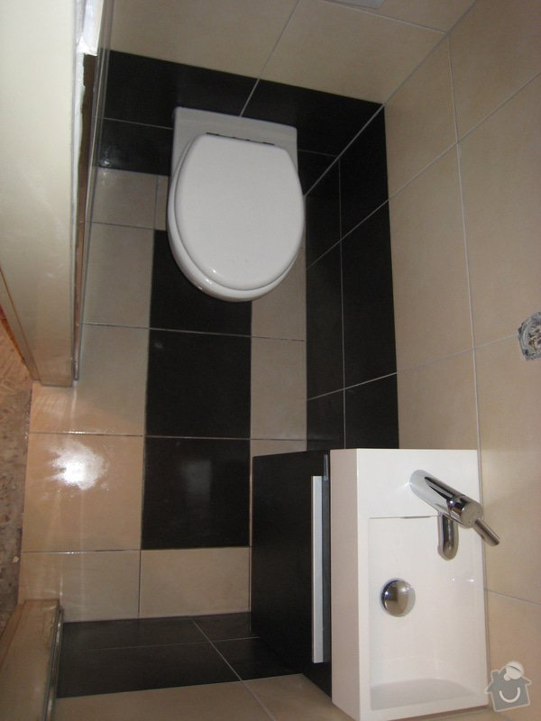 Rekonstrukce koupelny a WC: IMG_2503